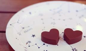 バレンタインデーチョコ