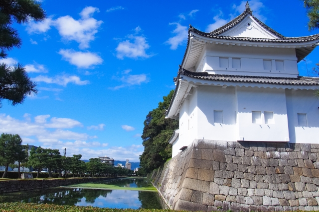 京都 歴史 二条城 徳川家康