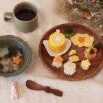 離乳食の後期に食べてもいい野菜や食事の量(1日3食の食事習慣)